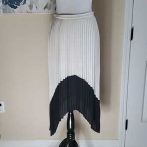 Gorgeous chic pleated skirt!!!